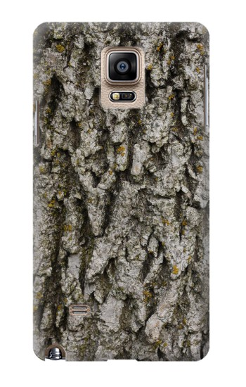 Printed Wood Skin Graphic Samsung Note 4 Case