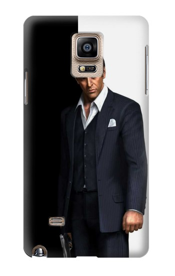 Printed Scarface Samsung Note 4 Case