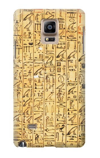 Printed Egyptian Coffin Texts Samsung Note 4 Case