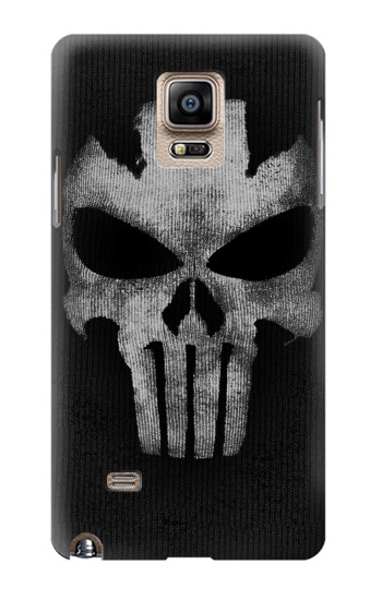 Printed Crossbones Skull Mask Samsung Note 4 Case