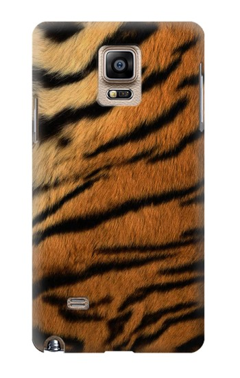 Printed Tiger Stripes Texture Samsung Note 4 Case