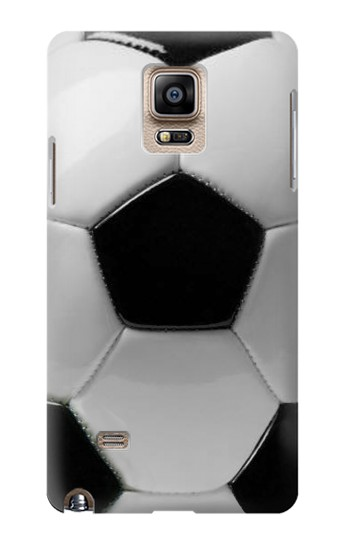 Printed Soccer Football Ball Samsung Note 4 Case