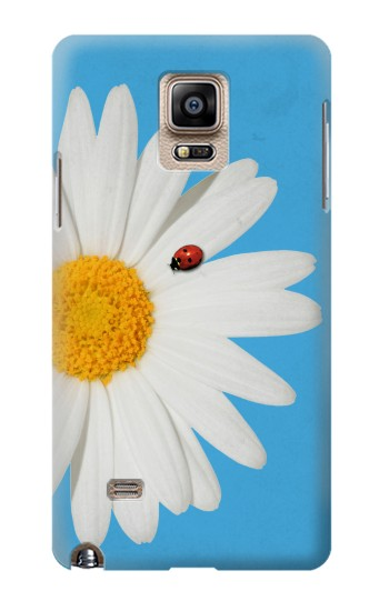 Printed Vintage Daisy Lady Bug Samsung Note 4 Case