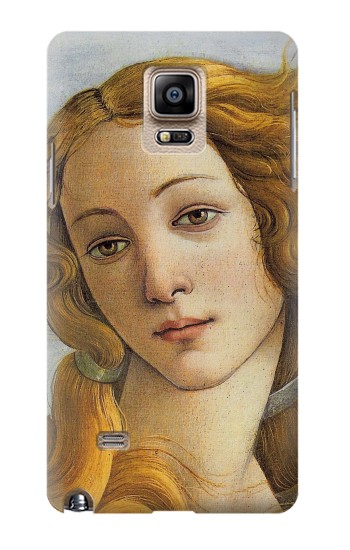 Printed Botticelli Birth of Venus Painting Samsung Note 4 Case