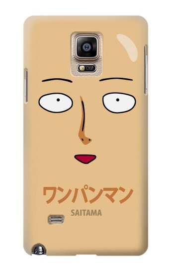 Printed Saitama One Punch Man Samsung Note 4 Case