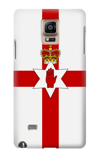 Printed Flag of Northern Ireland Samsung Note 4 Case