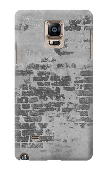 Printed Old Brick Wall Samsung Note 4 Case