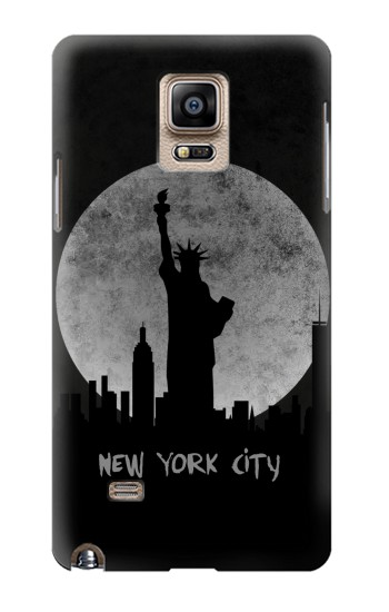 Printed New York City Samsung Note 4 Case