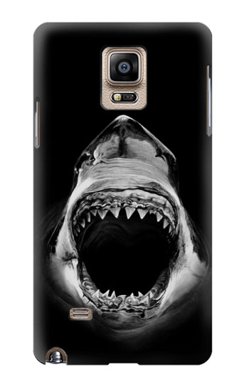 Printed Great White Shark Samsung Note 4 Case