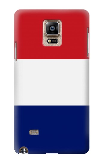 Printed Flag of France and the Netherlands Samsung Note 4 Case