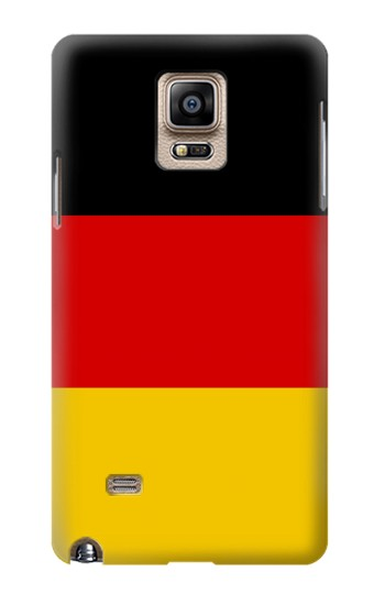 Printed Flag of Germany Samsung Note 4 Case