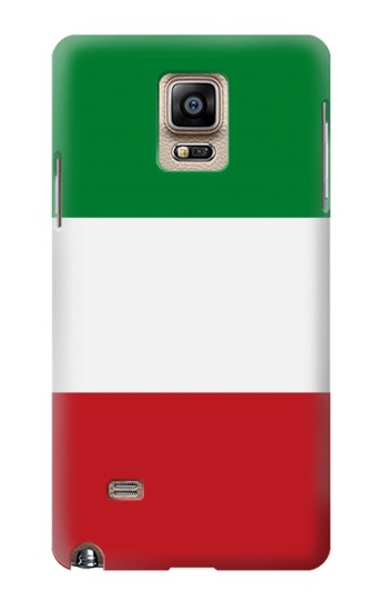 Printed Flag of Italy and Mexico Samsung Note 4 Case