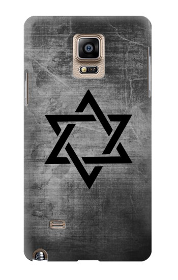 Printed Judaism Star of David Symbol Samsung Note 4 Case