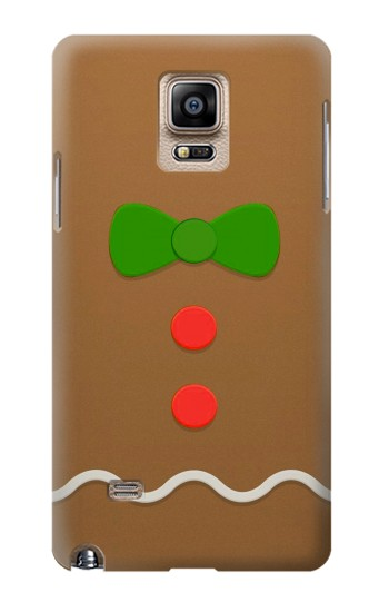 Printed Gingerbread Man Samsung Note 4 Case