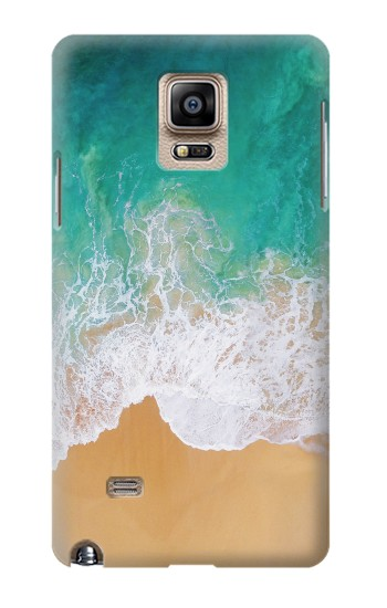 Printed Sea Beach Samsung Note 4 Case