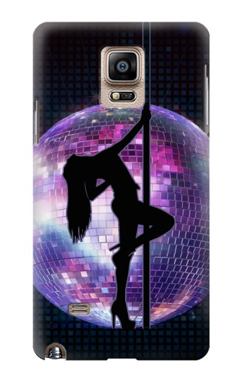 Printed Sexy Disco Dancer Samsung Note 4 Case