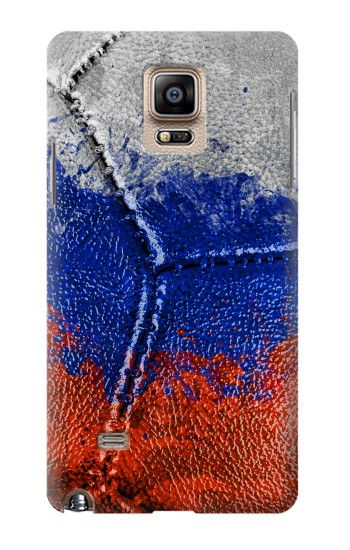 Printed Russia Flag Vintage Football 2018 Samsung Note 4 Case