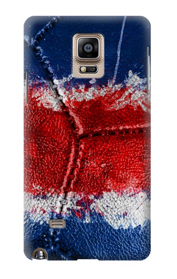 Printed Costa Rica Flag Vintage Football 2018 Samsung Note 4 Case