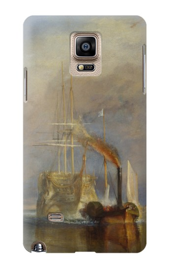 Printed Joseph Mallord William Turner The Fighting Temeraire Samsung Note 4 Case