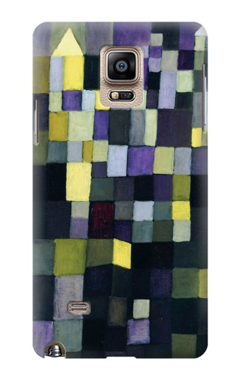Printed Paul Klee Architecture Samsung Note 4 Case