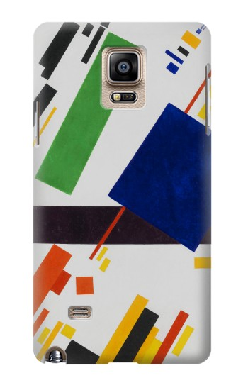 Printed Kazimir Malevich Suprematist Composition Samsung Note 4 Case