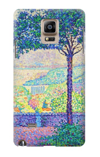 Printed Paul Signac Terrace of Meudon Samsung Note 4 Case