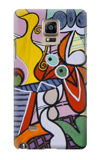 Printed Picasso Nude and Still Life Samsung Note 4 Case