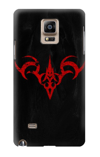 Printed Fate Stay Night Unlimited Blade Works Samsung Note 4 Case