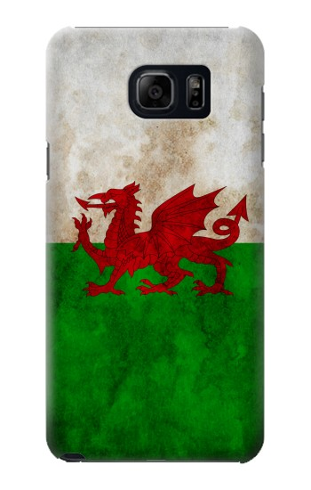 Printed Wales Red Dragon Flag Samsung Note 5 Case