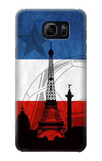 Printed France Football Flag Samsung Note 5 Case