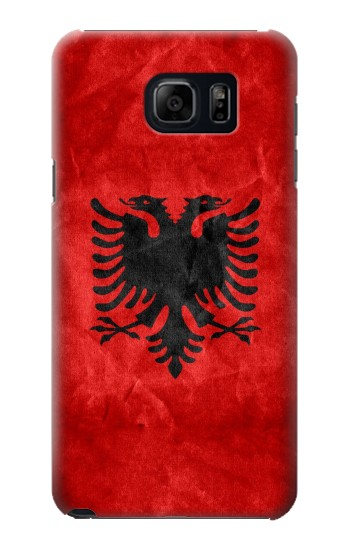 Printed Albania Red Flag Samsung Note 5 Case