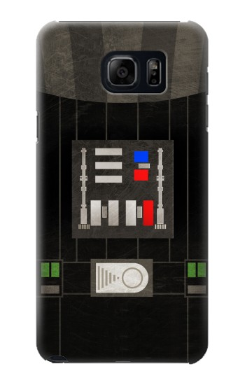 Printed Darth Vader Chest Plate Samsung Note 5 Case