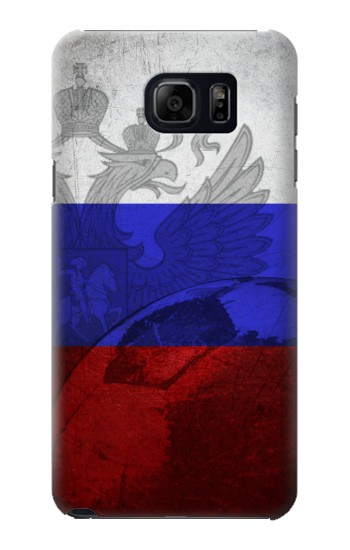 Printed Russia Football Flag Samsung Note 5 Case