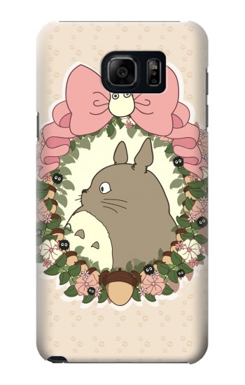 Printed My Neighbor Totoro Wreath Samsung Note 5 Case