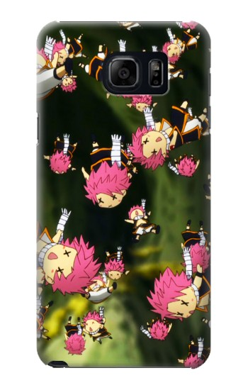 Printed Fairy Tail Little Natsu Fall Samsung Note 5 Case