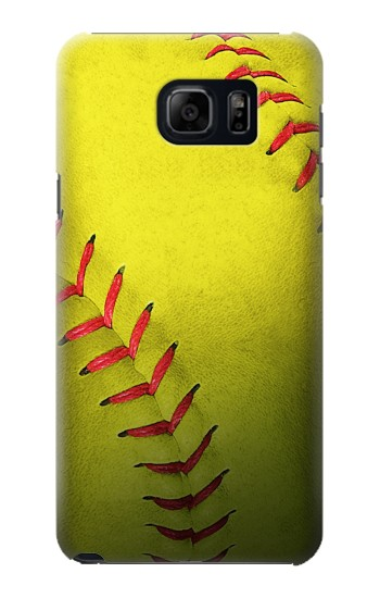 Printed Yellow Softball Ball Samsung Note 5 Case