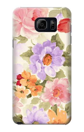 Printed Sweet Flower Painting Samsung Note 5 Case