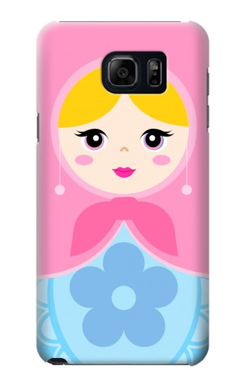 Printed Matryoshka Russia Doll Samsung Note 5 Case