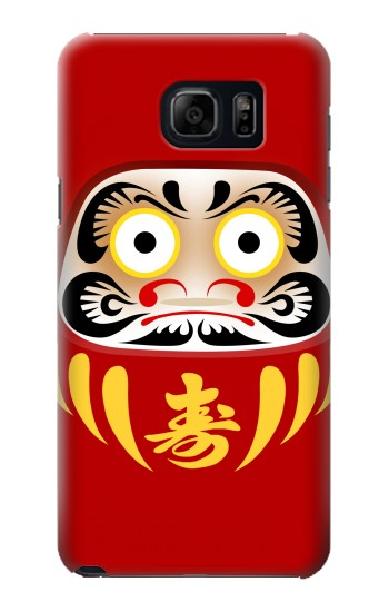Printed Japan Bodhidharma Daruma Doll Samsung Note 5 Case