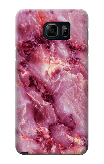 Printed Pink Marble Texture Samsung Note 5 Case