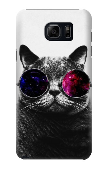 Printed Cool Cat Glasses Samsung Note 5 Case
