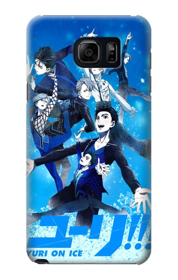 Printed Yuri On Ice Samsung Note 5 Case