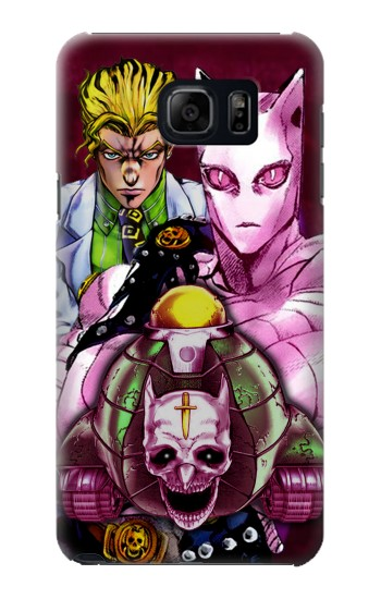 Printed Jojo Bizarre Adventure Kira Yoshikage Killer Queen Samsung Note 5 Case