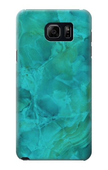 Printed Aqua Marble Stone Samsung Note 5 Case
