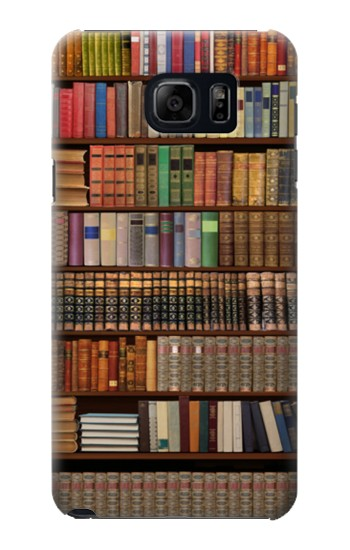 Printed Bookshelf Samsung Note 5 Case