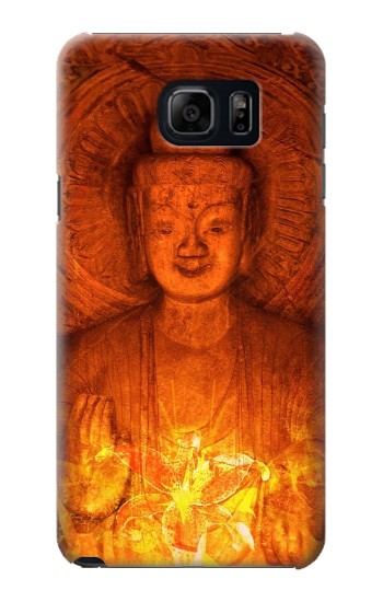 Printed Buddha Spiritual Holy Lights Samsung Note 5 Case