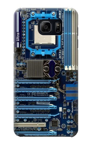 Printed Computer Motherboard Samsung Note 5 Case