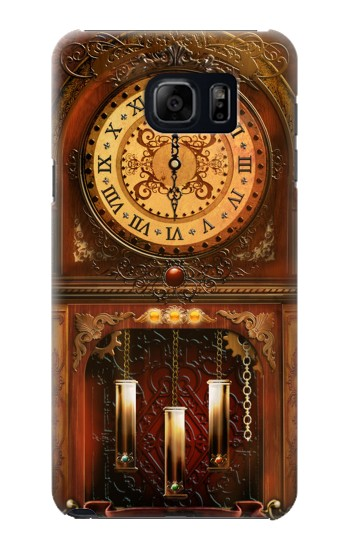 Printed Grandfather Clock Samsung Note 5 Case