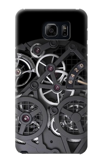 Printed Inside Watch Black Samsung Note 5 Case