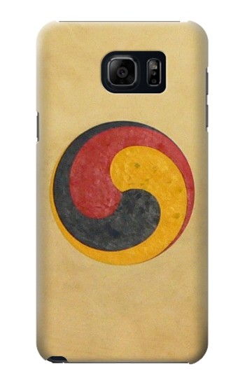 Printed Korean Traditional Drum Samsung Note 5 Case